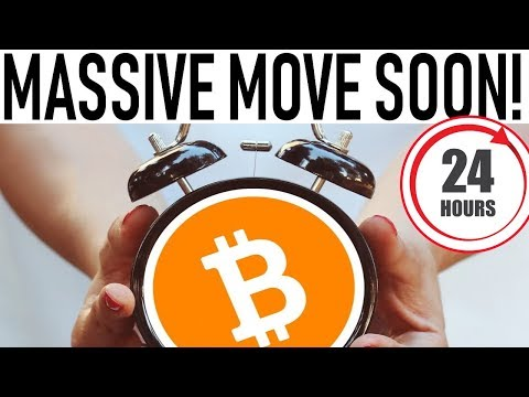 MASSIVE MOVE IN 24hrs! – EXTREME VOLATILITY AHEAD! – ANOTHER BITCOIN SELL OFF? – BE READY FOR THIS!