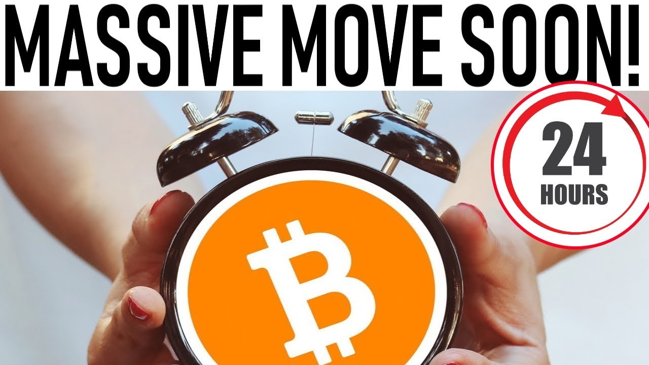 MASSIVE MOVE IN 24hrs! - EXTREME VOLATILITY AHEAD! - ANOTHER BITCOIN SELL OFF? - BE READY FOR THIS! 3
