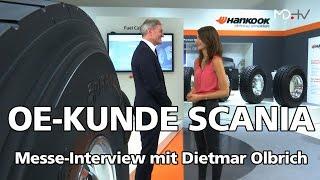 MD.MESSE SPEZIAL IAA Nutzfahrzeuge - Interview mit Dietmar Olbrich, Hankook