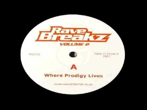 rave breakz vol 2 - where prodigy lives