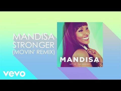 Mandisa - Stronger (Movin' Remix/Lyric Video)