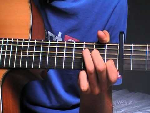cours guitare - adele - someone like you