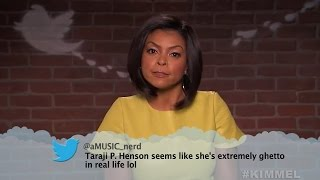 Mean Tweets: Movie Edition -- Seth Rogen, George Clooney, Taraji P Henson