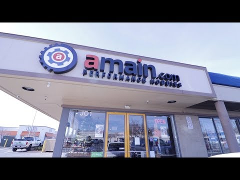 Hobby Shop Tour - AMain Hobbies - Chico, California - Episode 2