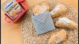 Receta de pan de cebolla-Levanova
