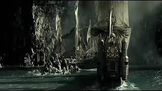 Jack Sparrow Hollywood movie clip nice movie scene Punjabi funny dubbing