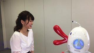 AIハチエモンがモテないと嘆く谷元アナにまさかのアドバイス!? 谷元星奈 検索動画 2