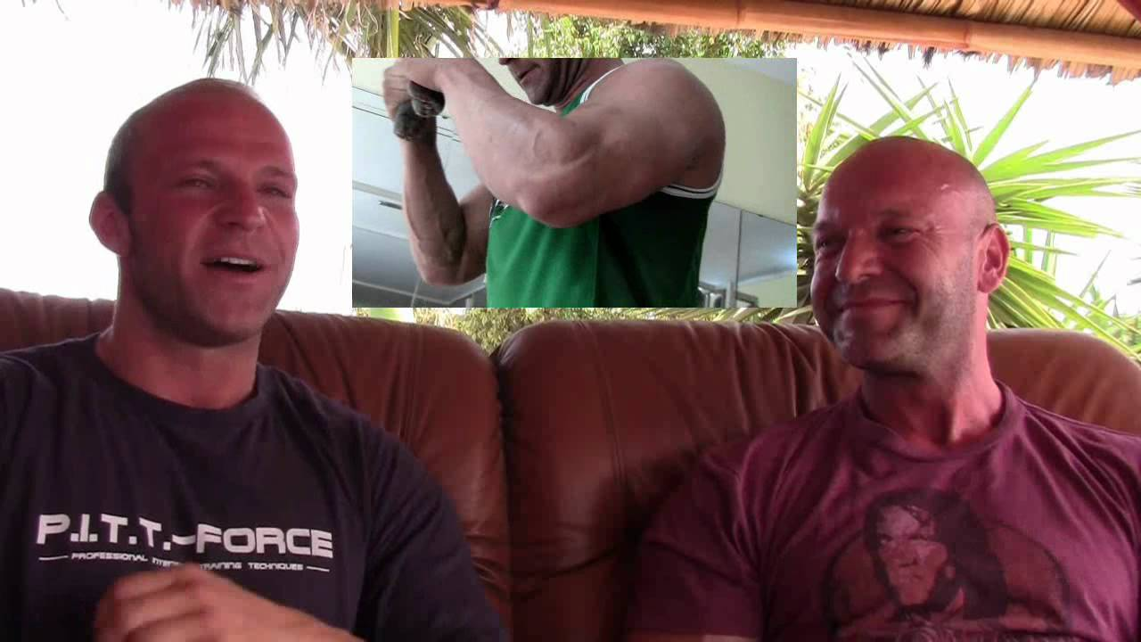Claudio Seck Interview - powered by PITT-Force® Training Teil1
