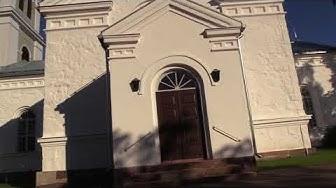 Kotka Kymin seurakunta Kymin kirkko versio 2