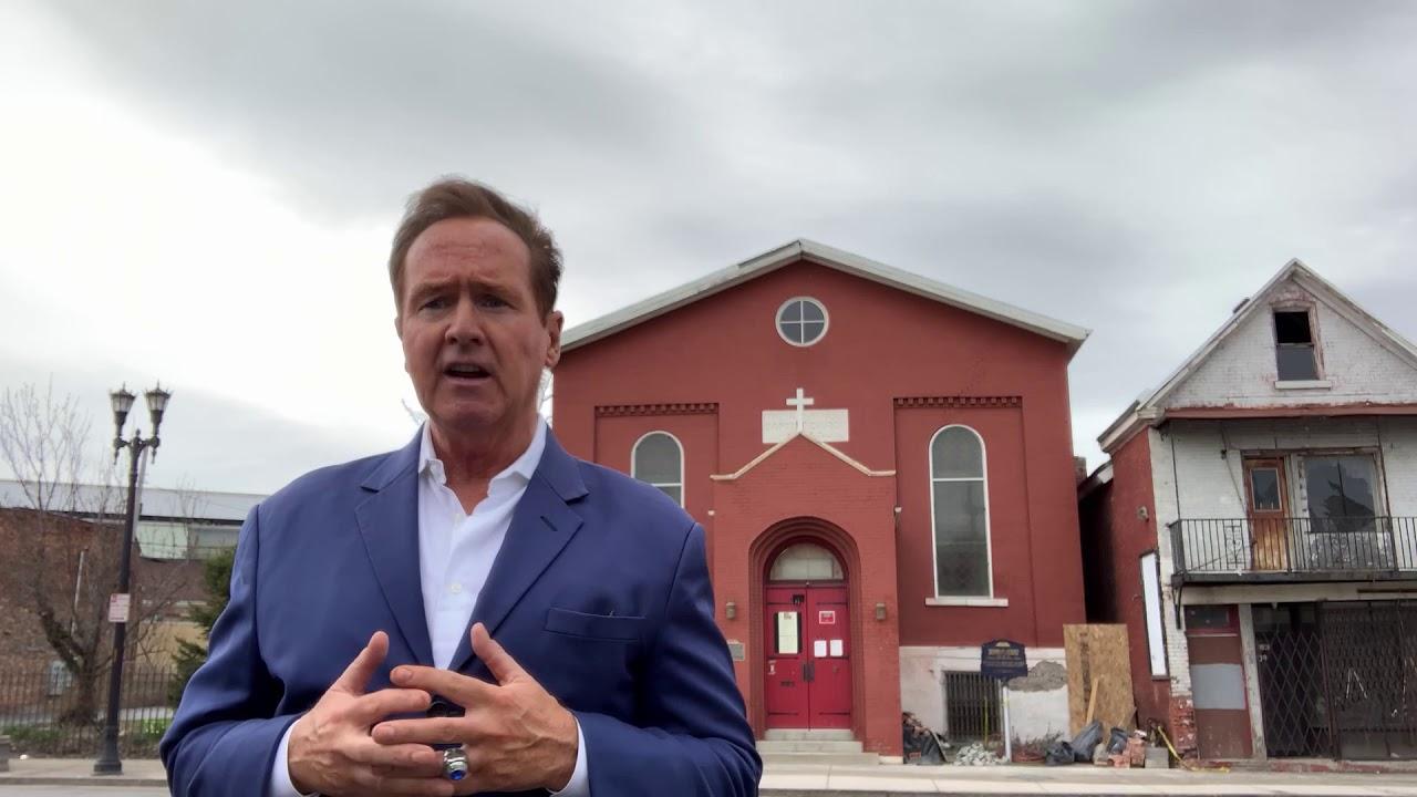 Congressman Higgins Announces Over $204,00 for Michigan Street Baptist Church.