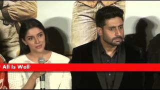 All Is Well' Official Trailer | Abhishek Bachchan, Asin, Rishi Kapoor, Supriya