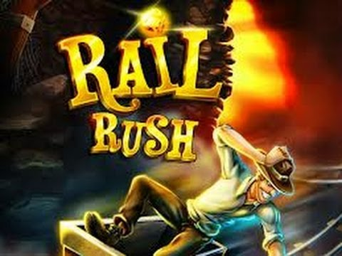 Android Games #60 - Rail Rush from YouTube · Duration:  3 minutes 28 seconds