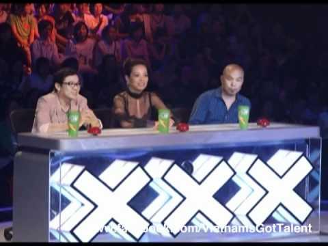 [MS: 5] Nguyễn Thanh Bình - I Believe I can Fly - Bán Kết 1 - Vietnam's Got Talent