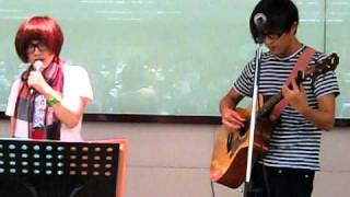 2011-05-06-成功大學:棉花糖,在B612我們愉快談天並歌唱-part1-欠一個勇敢