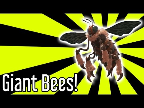Giant Bee Guide for ARK: Survival Evolved