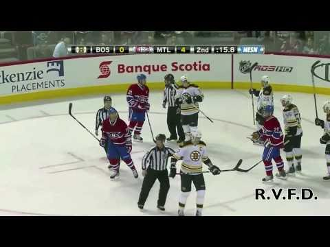 Zdeno Chara Brutal CHECK on Max Pacioretty (March 8, 2011) [HD]