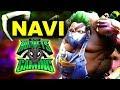 NAVI vs BLACK HORNETS - STARLADDER ImbaTV Minor 2 - CIS Qualifier DOTA 2