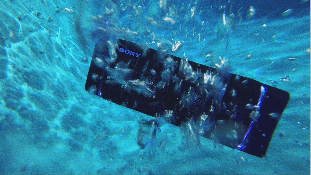 Sony SRS-XB33 - Loa BLUETOOTH với EXTRA BASS™ | 3K Shop.vn