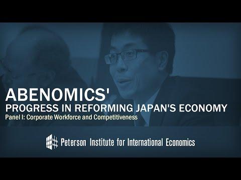 Abenomics' Progress in Reforming Japan's Economy: Panel I