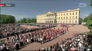 Norwegian Constitution Day 17. may 2014