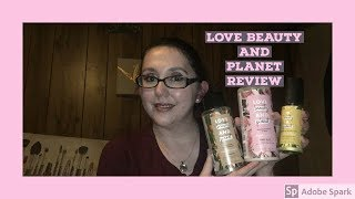 LOVE BEAUTY AND PLANET REVIEW