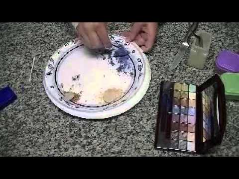 Diy make your own halloween face paint makeup youtube solutioingenieria Image collections