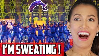 V Unbeatable - High Flying Dance Crew Reaction | From India To America's Got Talent (AGT 2019) Video