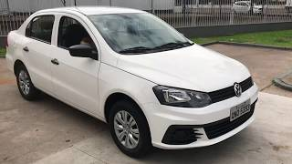 Testando o Volkswagen Voyage 1.6 - Review carro 🚙