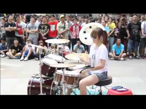 Best drummer of all time-best drummer in the world video