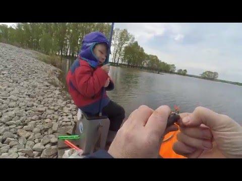 ловля на поплавочную удочку 2016
