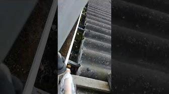 Kattorännien siivous Tampere Pirkanmaa Talonmiespalveluita kiinteistöille