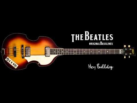 The Beatles Original Basslines - Hey Bulldog