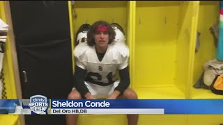 October Athlete Of The Week #3 Sheldon Conde