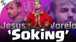 "Get to know Jesús ""Soking"" Varela: Clash Royale Player | SK Gam"