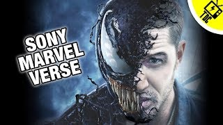 Sony's Marvel Universe Explained (The Dan Cave w/ Dan Casey)