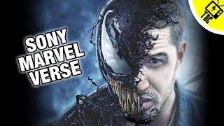 Sonys Marvel Universe Explained (The Dan Cave w/ Dan Casey)