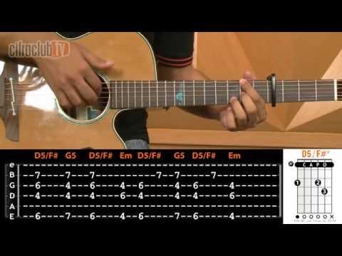 Ironic - Alanis Morissette (aula de violão)