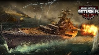 World Warfare: Battleships Android Gameplay (HD)