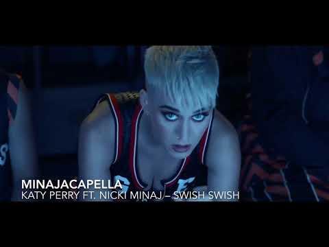 Nicki Minaj – Swish Swish (Acapella)