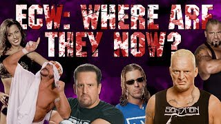 Original ECW Wrestlers: Where Are They Now!?