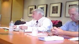 President Richard Trumka discussing the novel Sixteen Tons