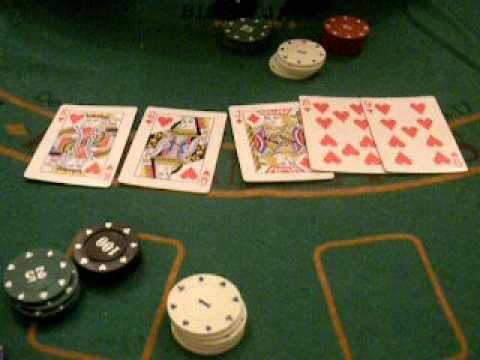 punteggi poker TEXAS HOLD'EM