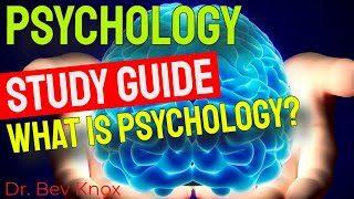 Learn Psychology While You Sleep - What is Psychology