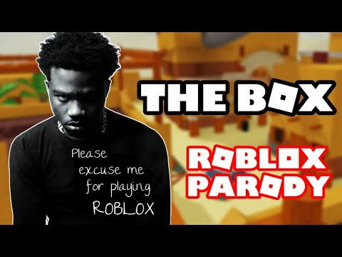 The Blox Roblox Parody Of The Box By Roddy Ricch Roblox Music