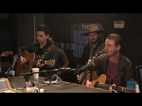 """LANCO Performs """"Greatest Love Story"""" Live on the Bobby Bones Show"""