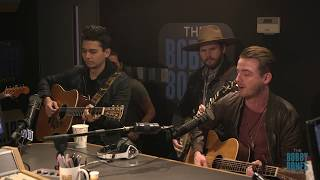 "LANCO Performs ""Greatest Love Story"" Live on the Bobby Bones Show"