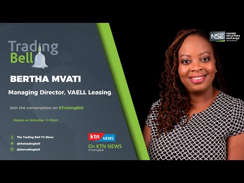 The Trading Bell Show, Vehicle and Equipment Leasing Ltd. Kenya