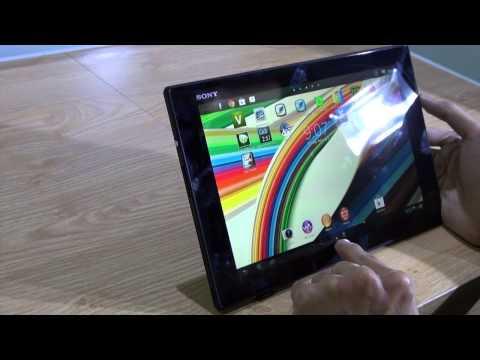 Tinhte.vn - Trên tay Sony Xperia Tablet Z