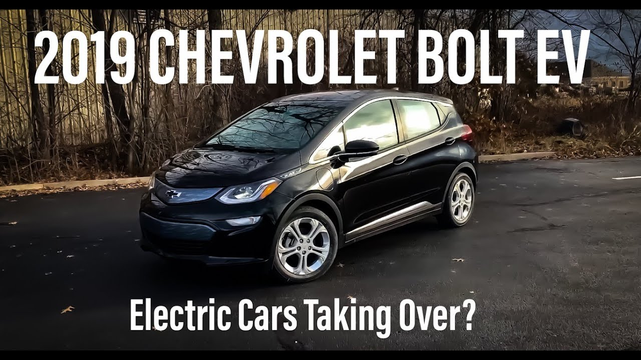 2019 Chevrolet Bolt Ev Lt Full Review And Walk Around Youtube
