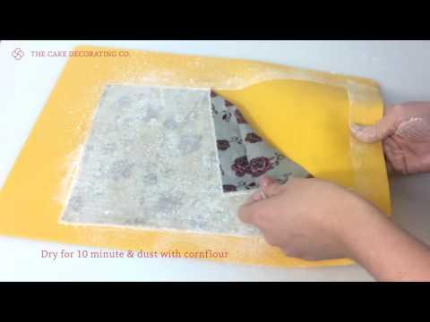 Flexique: Edible Fabric